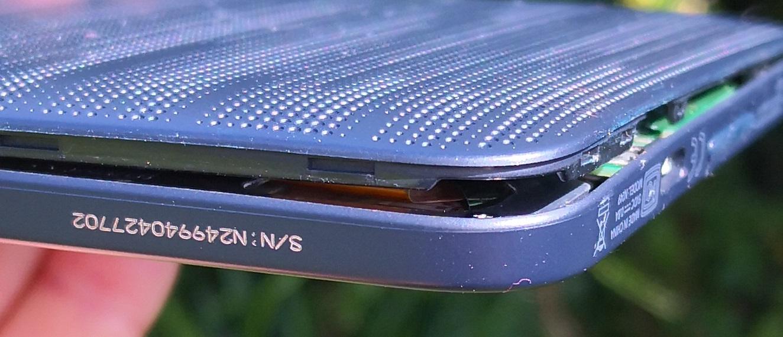 Clara HD rear cover